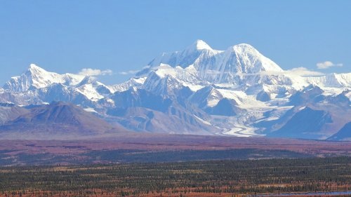 This Is the Tallest Mountain in America
