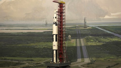This Is the Largest Rocket Ever Launched Into Space