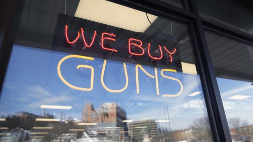 This Is the State Where Gun Sales Are Surging