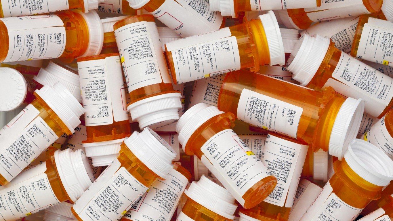 25 Most Dangerous Drugs