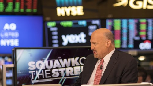 Cramer Is Eyeing These Stocks As Nasdaq Takes Out New All-Time High