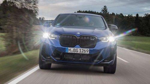 BMW X4 M Competition im Test: Größtes Problem endlich beseitigt