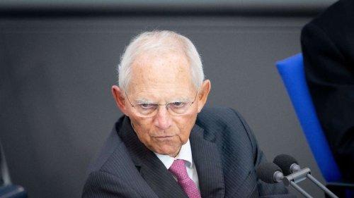 Live: AfD-Eklat zu Beginn – 3G-Bändchen und Schäuble-Abschied in erster Bundestag-Sitzung