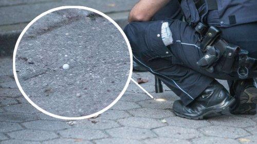 Hausbruch: Nach Schüssen auf Linienbus – Polizei sichert vermeintliches Projektil