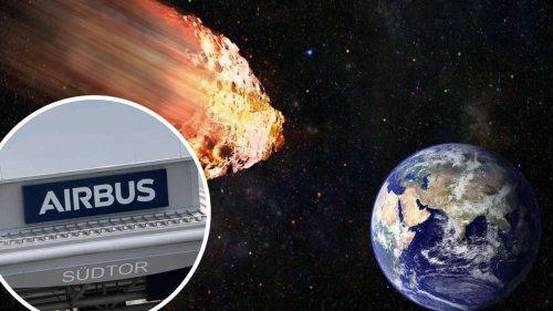 NASA sicher: Asteroid schlägt in ein bis drei Jahren ein – Airbus hat Rettungsplan