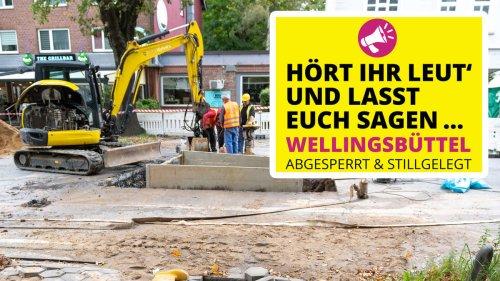 Verkehr in Hamburg: Monster-Baustelle regt auf – fünf Jahre Vollsperrung