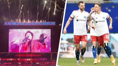 HSV-News: Wie beim Super-Bowl – bald mehr Halbzeitpause für mehr Show?