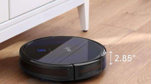 eufy RoboVac und weitere Geräte: Sparen Sie jetzt bis zu 40 Prozent