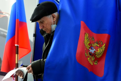 Chefin der russischen Wahlkommission spricht von Cyberattacken aus Deutschland