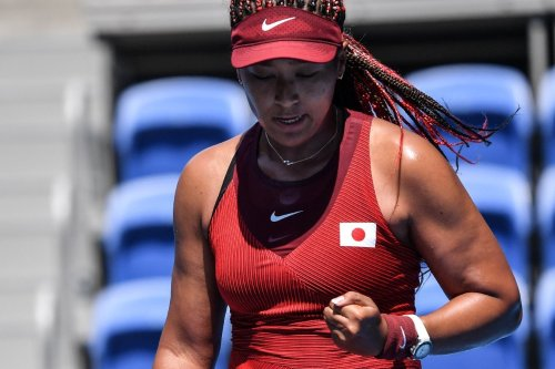 Tennis : Osaka mühelos - Gold-Konkurrentin Barty in der ersten Runde ausgeschieden