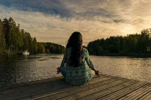 Meditation : Wie lernt man zu meditieren
