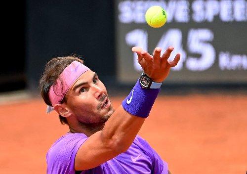 Nadal revanchiert sich : Zverev im Rom-Viertelfinale gescheitert