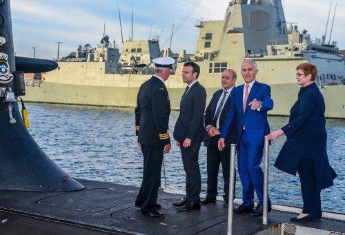 U-Boot-Streit Frankreichs mit Verbündeten spitzt sich zu