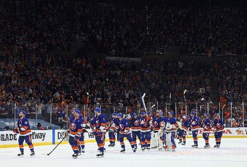 NHL : Islanders ziehen als drittes Team ins Halbfinale ein