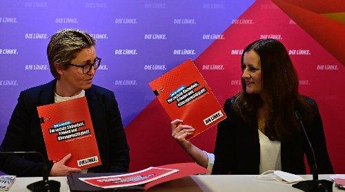 Linke zeigt sich in neuem Programmentwurf kompromissbereit
