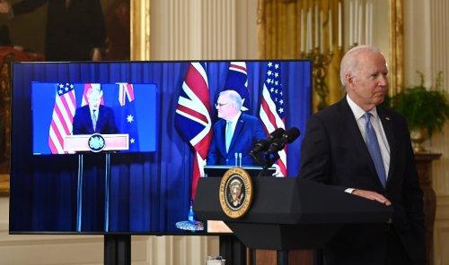 Neues Indopazifik-Bündnis der USA stößt in Peking und der EU auf Kritik