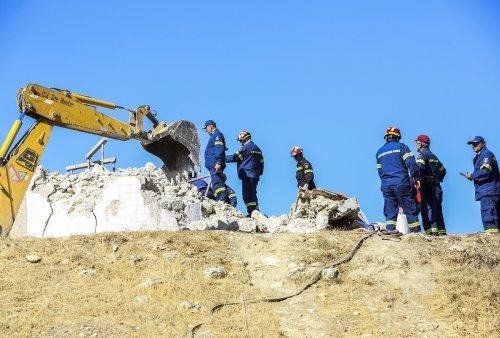 Mindestens ein Toter bei schwerem Erdbeben auf Kreta