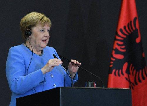 Merkel enttäuscht über Verzögerungen bei EU-Beitritt von Westbalkan-Ländern
