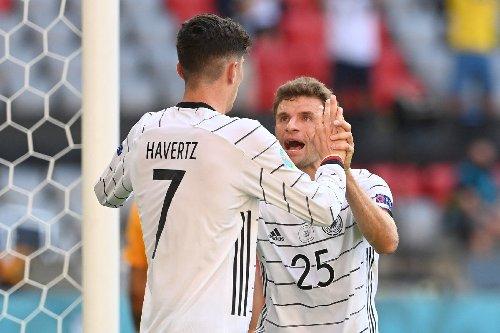 """""""Gold wert"""" : Havertz und Gosens von Müller beeindruckt"""