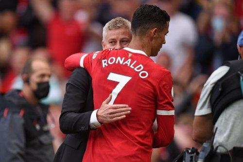 Ronaldo-Gala bei Wiedereinstand im ManUnited-Dress