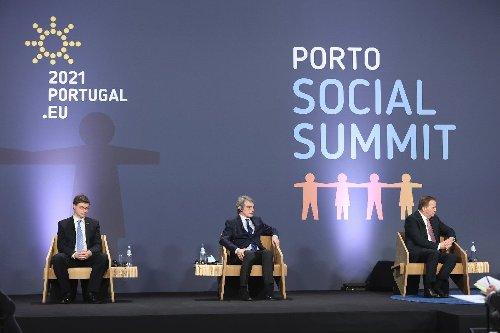 EU-Gipfel in Porto soll Europa sozialer machen