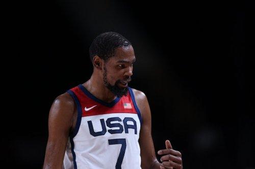16. Goldmedaille im Blick : US-Basketballer stehen im Finale und treffen auf Frankreich