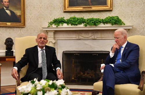 Biden sagt Afghanistan Hilfe auch nach US-Truppenabzug zu