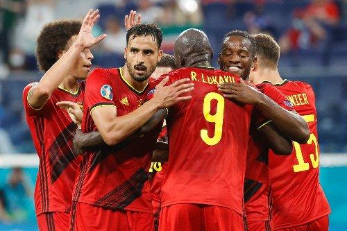 2:0 gegen Finnland : Belgien mit perfekter Vorrunde ins Achtelfinale