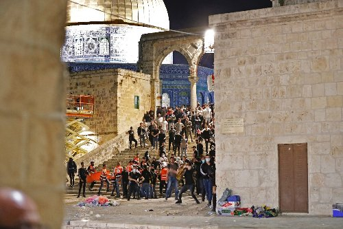 Fast 170 Verletzte bei Zusammenstößen in Ost-Jerusalem