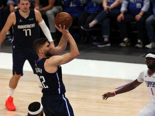 NBA : Kleber und Dallas verlieren - Irving überzeugt und wird beworfen