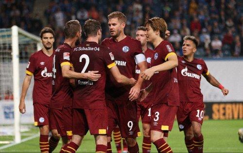 2. Bundesliga : Schalke-Sieg mit Terodde-Doppelpack - SCP-Pleite in Unterzahl