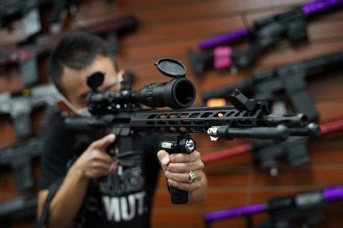 """US-Justizministerium geht gegen """"Geisterwaffen"""" vor"""