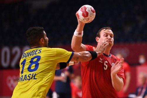 Handball : Kieler Sagosen wirft Norwegen zum Auftaktsieg - Auch Frankreich gewinnt