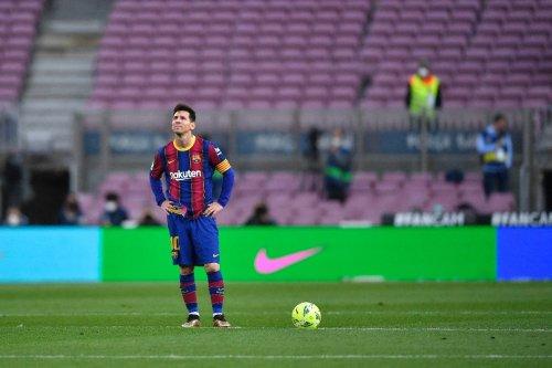 Ära beendet : Messi verlässt den FC Barcelona