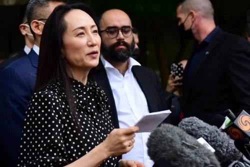 Huawei-Managerin Meng nach Einigung mit US-Justiz nach China zurückgekehrt