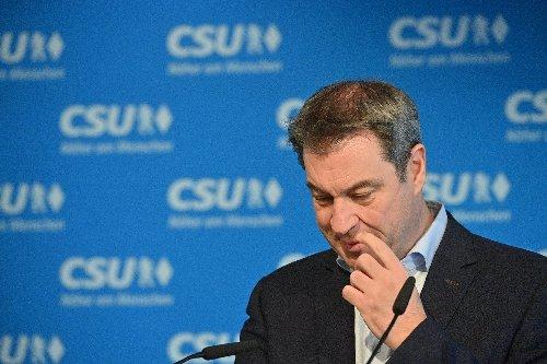 CSU wirbt offensiv um Mitglieder und Söder-Unterstützer außerhalb Bayerns