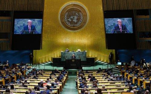 Radikalislamische Taliban wollen an UN-Generaldebatte teilnehmen