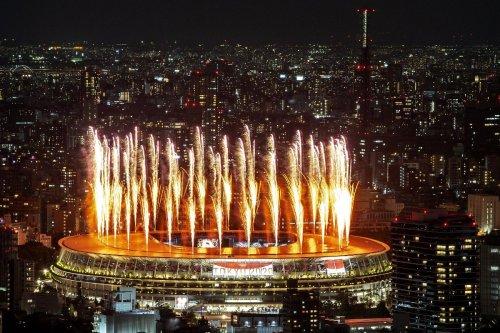 Olympische Sommerspiele in Tokio im Zeichen von Corona eröffnet
