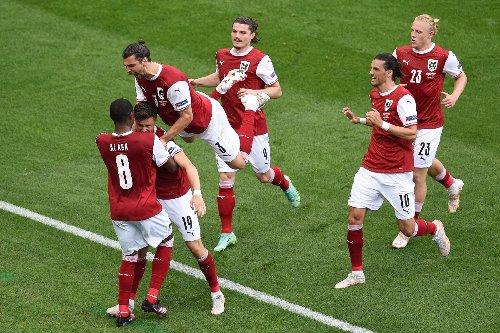 """Österreich gewinnt sein """"Finale"""" und schreibt Fußball-Geschichte"""