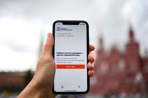 Apple und Google löschen russische Oppositions-App nach Festnahmedrohung