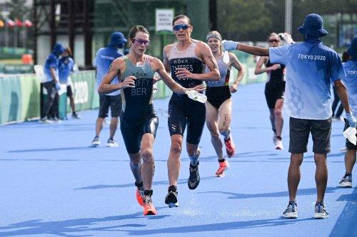 Triathletin Lindemann Achte - erstes Olympia-Gold für Bermuda