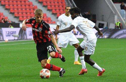 Europa League : Leverkusen erfüllt Pflichtaufgabe