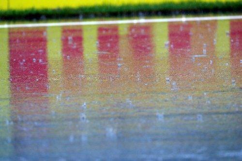 Dauerregen in Sotschi : Drittes Formel-1-Training abgesagt