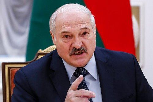 Lukaschenko greift Deutschland nach Sanktionen des Westens scharf an