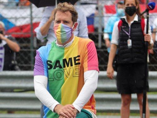 Zu wenig Benzin : Vettel nach Platz zwei disqualifiziert