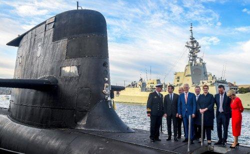 Australien weist Vorwurf der Lüge im Streit um U-Boot-Deal mit Frankreich zurück