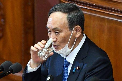 Japans Premier bekräftigt : Tokio will sicheres Olympia austragen
