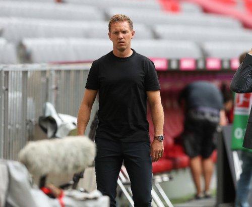 Nagelsmann wartet weiter auf seinen ersten Bayern-Sieg