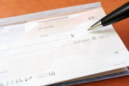 Dordogne : la comptable falsifiait les chèques pour son propre compte