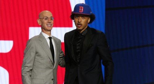 NBA - Draft 2021 : Cunningham premier choix, fortunes diverses pour les Français